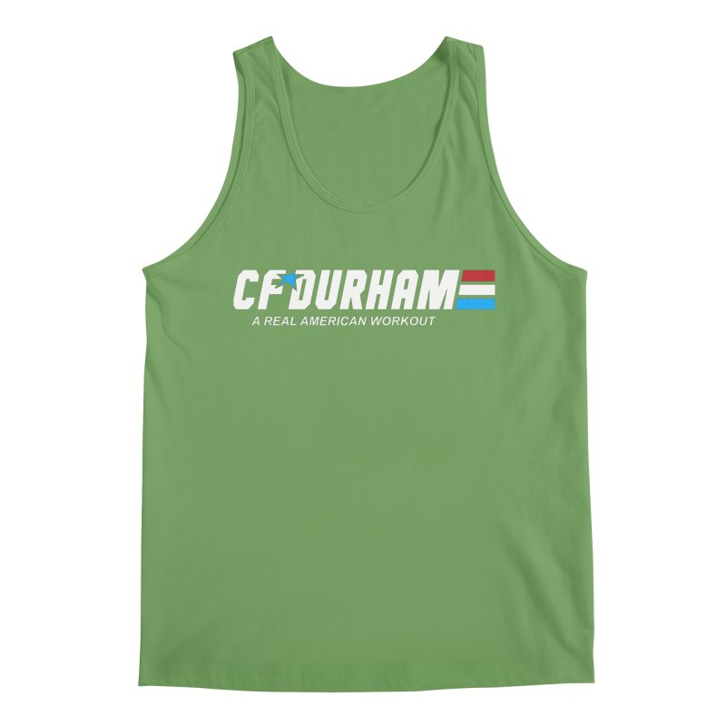 GI Joe Men's Tank by Courage Fitness Durham