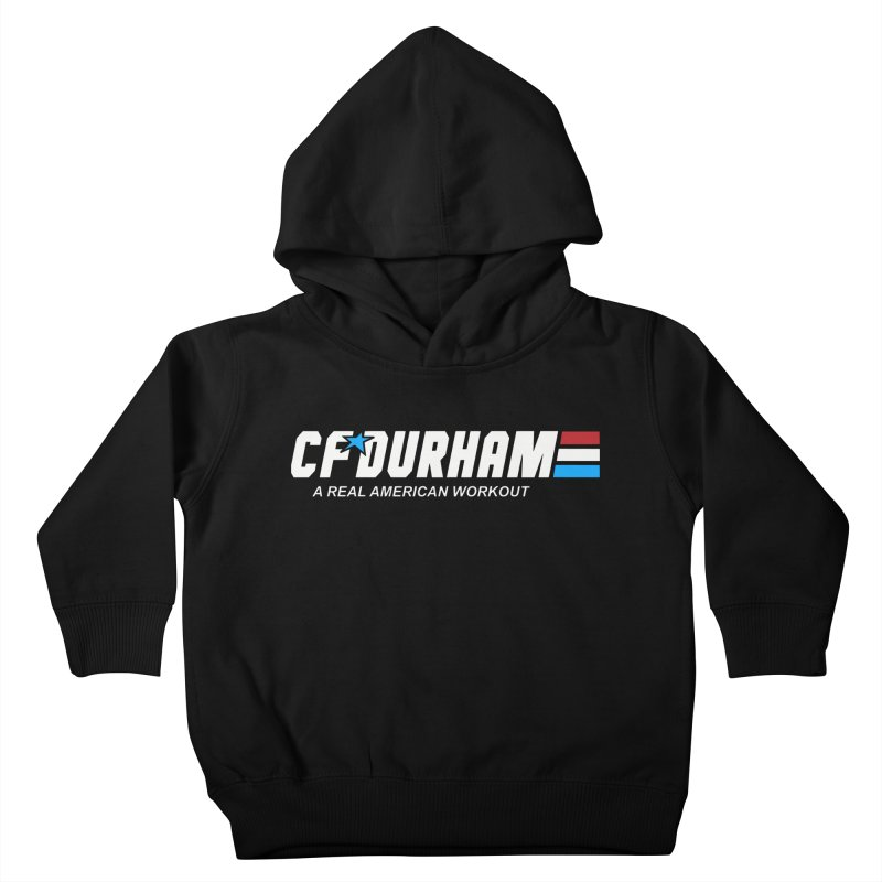 GI Joe Kids Toddler Pullover Hoody by Courage Fitness Durham