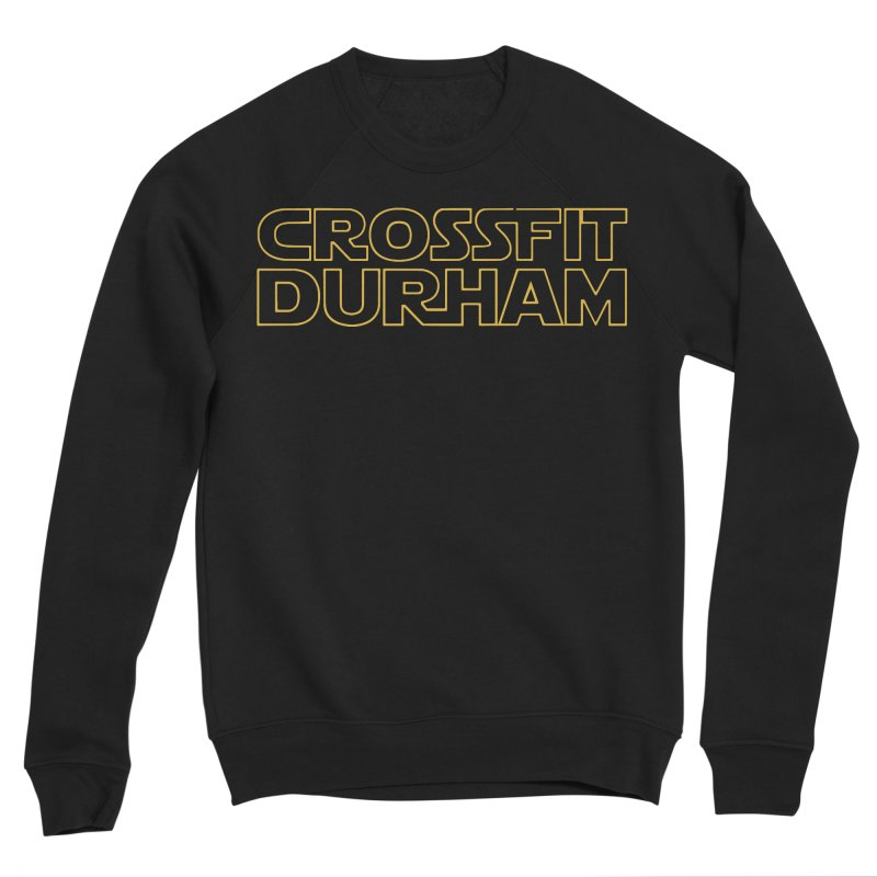Star Wars Men's Sponge Fleece Sweatshirt by CrossFit Durham