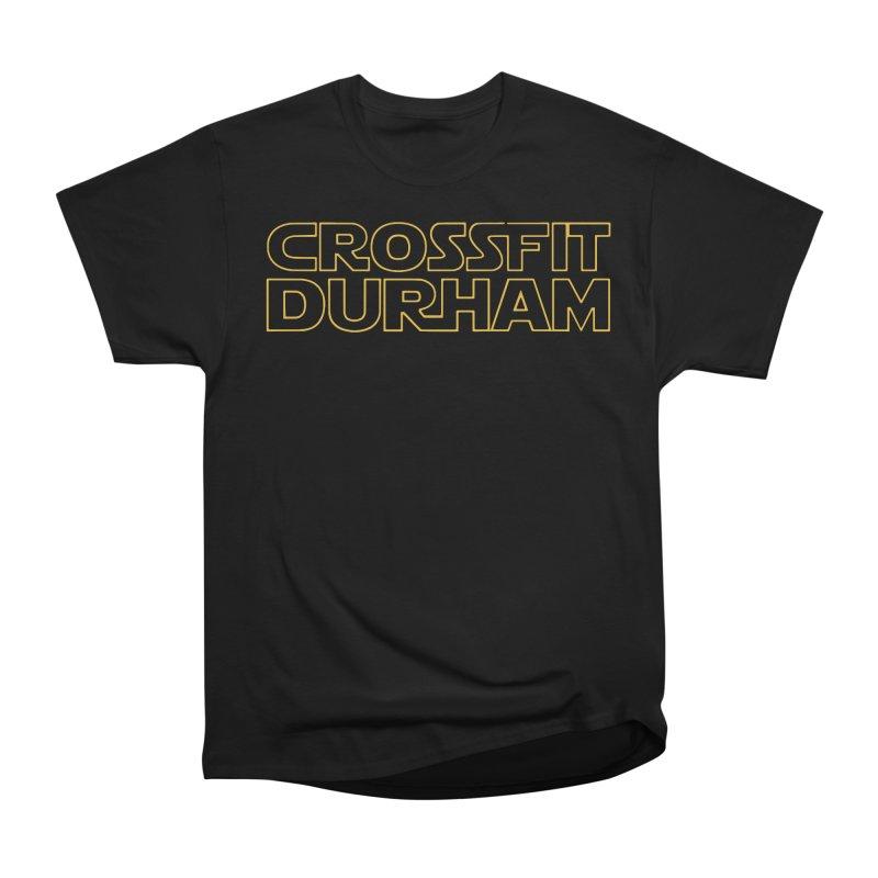 Star Wars Men's Heavyweight T-Shirt by CrossFit Durham