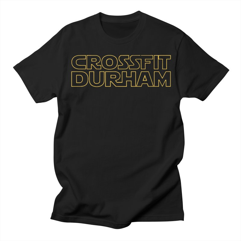 Star Wars Women's Regular Unisex T-Shirt by CrossFit Durham
