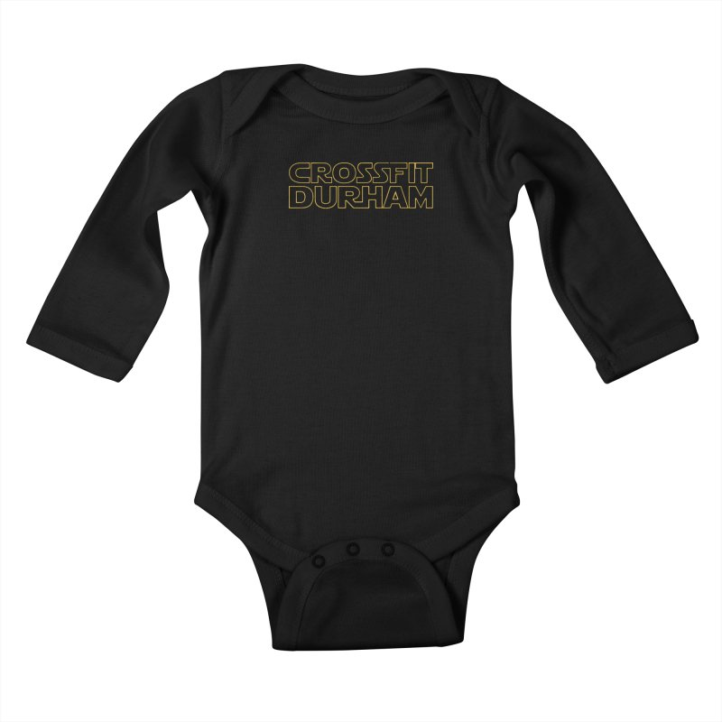 Star Wars Kids Baby Longsleeve Bodysuit by CrossFit Durham