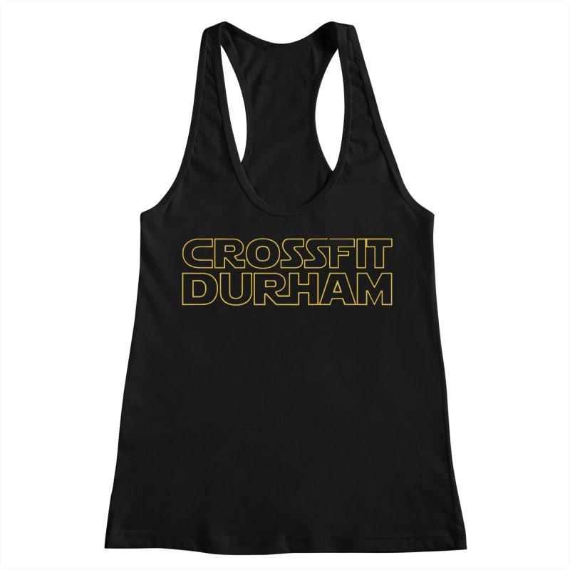 Star Wars Women's Racerback Tank by CrossFit Durham