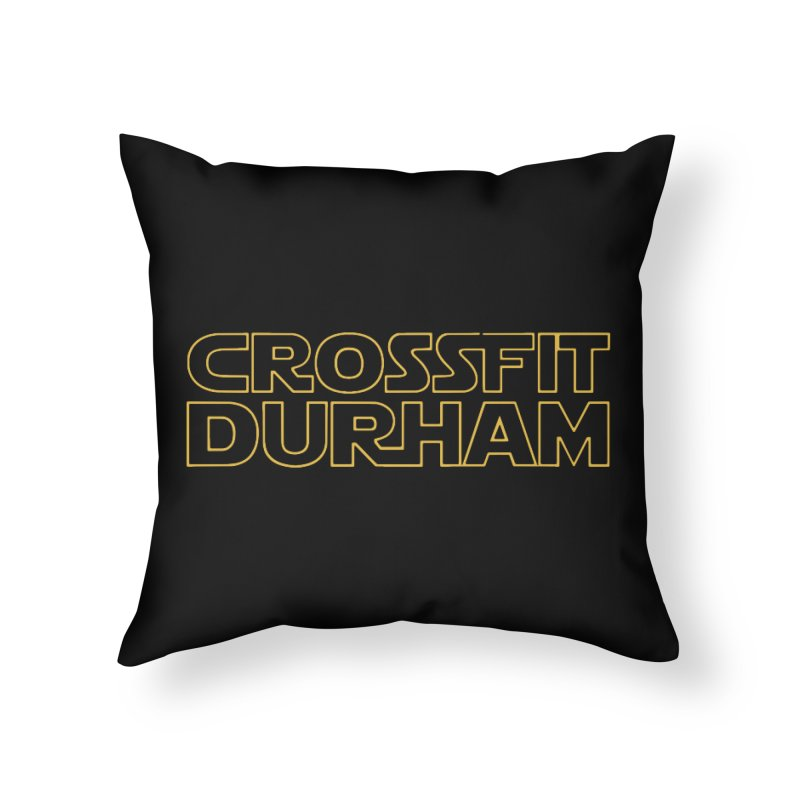Star Wars Home Throw Pillow by CrossFit Durham