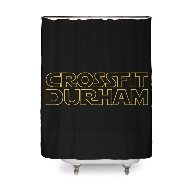 Star Wars Home Shower Curtain by CrossFit Durham