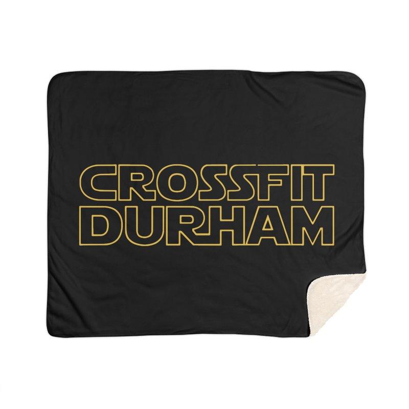 Star Wars Home Sherpa Blanket Blanket by CrossFit Durham