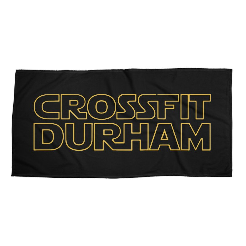 Star Wars Accessories Beach Towel by CrossFit Durham