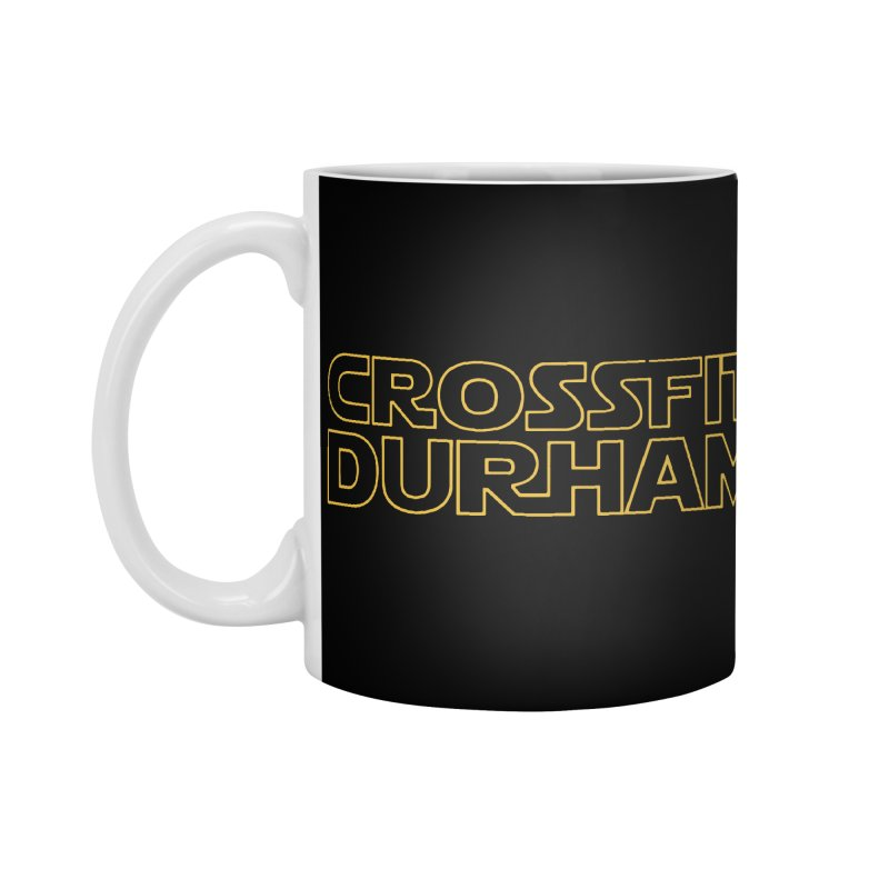 Star Wars Accessories Standard Mug by CrossFit Durham