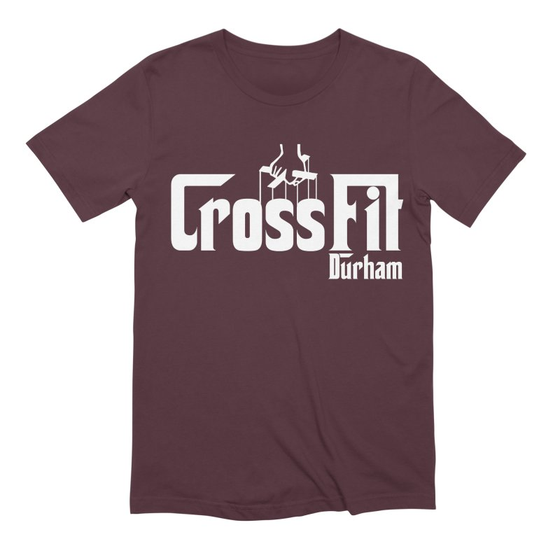 Godfather Men's Extra Soft T-Shirt by CrossFit Durham