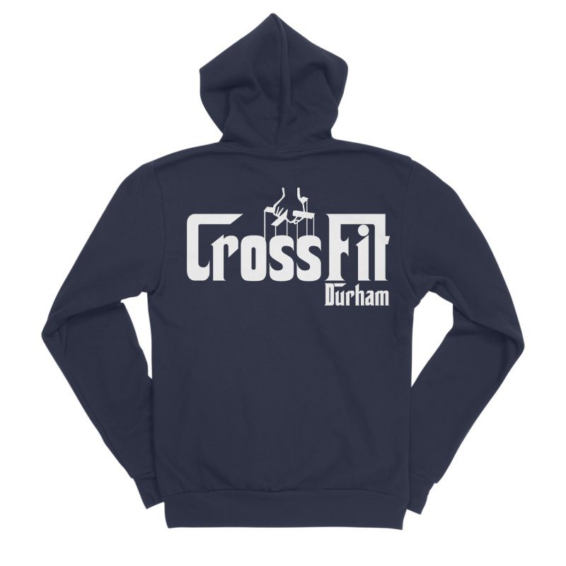 Godfather Women's Sponge Fleece Zip-Up Hoody by CrossFit Durham