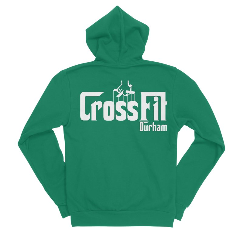 Godfather Women's Sponge Fleece Zip-Up Hoody by CrossFit Durham