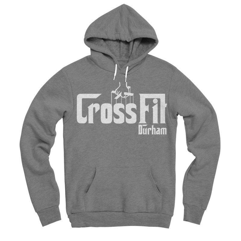 Godfather Men's Sponge Fleece Pullover Hoody by CrossFit Durham