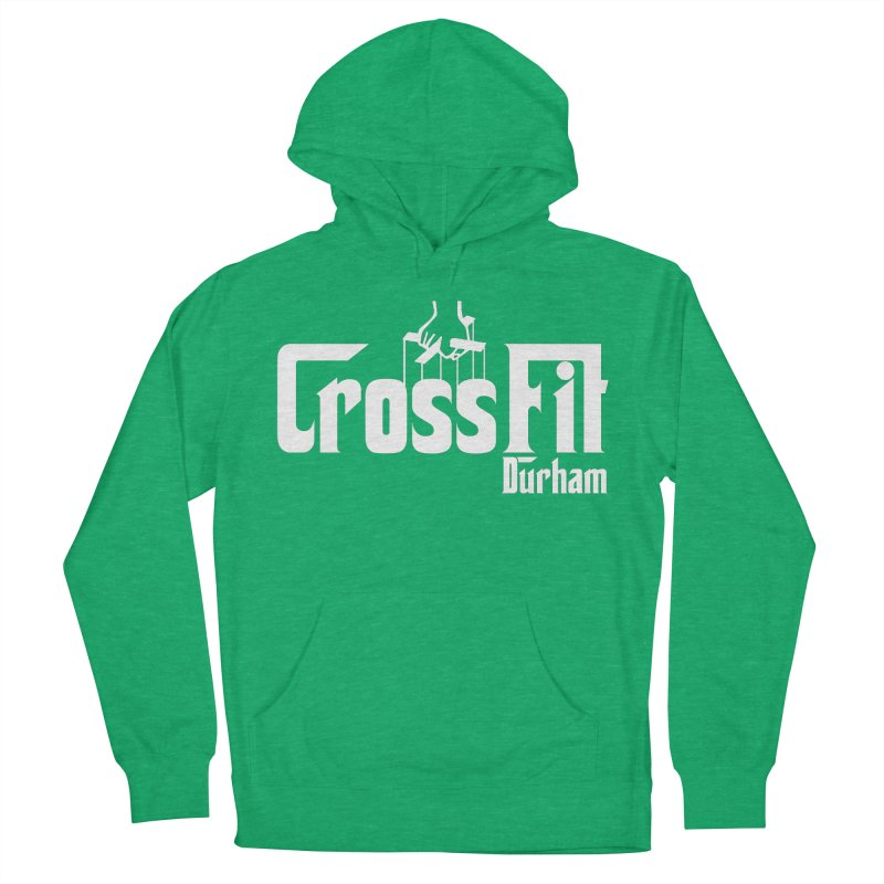 Godfather Men's French Terry Pullover Hoody by CrossFit Durham