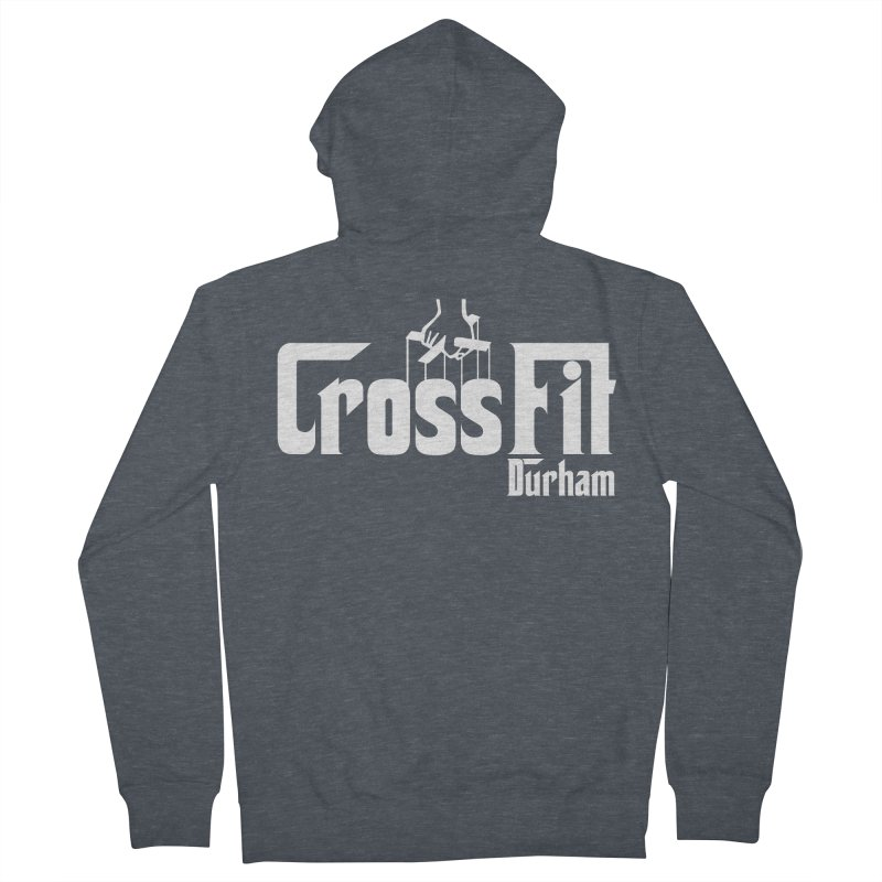 Godfather Women's French Terry Zip-Up Hoody by CrossFit Durham