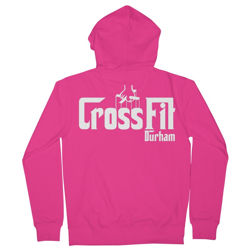 Godfather Men's French Terry Zip-Up Hoody by CrossFit Durham