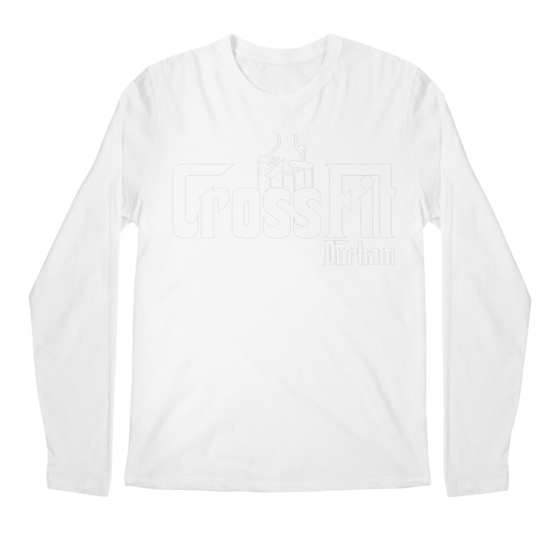Godfather Men's Regular Longsleeve T-Shirt by CrossFit Durham