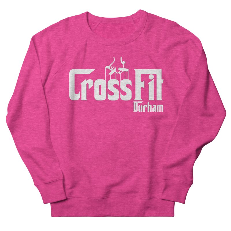 Godfather Men's French Terry Sweatshirt by CrossFit Durham