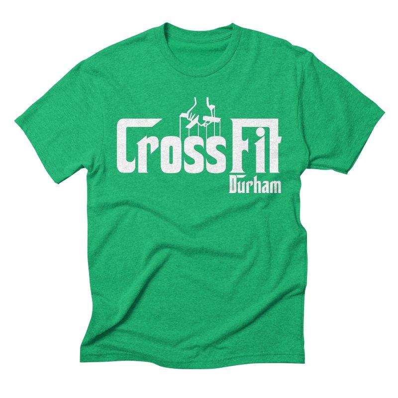 Godfather Men's Triblend T-Shirt by CrossFit Durham