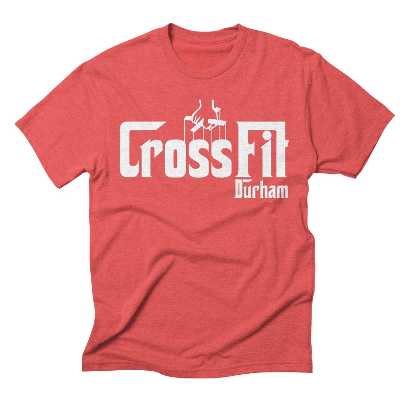 Godfather Men's Triblend T-Shirt by CrossFit Durham