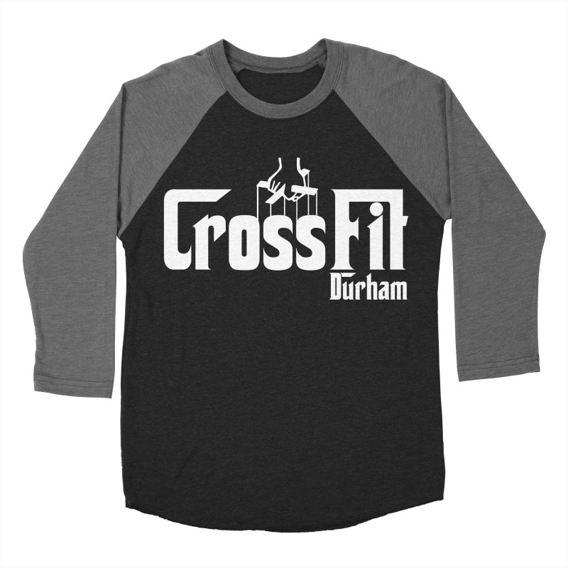 Godfather Women's Baseball Triblend Longsleeve T-Shirt by CrossFit Durham