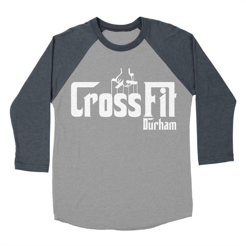 Godfather Women's Baseball Triblend Longsleeve T-Shirt by CrossFit Durham