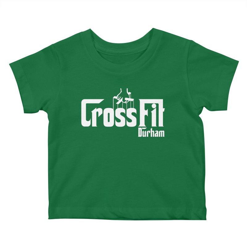 Godfather Kids Baby T-Shirt by CrossFit Durham