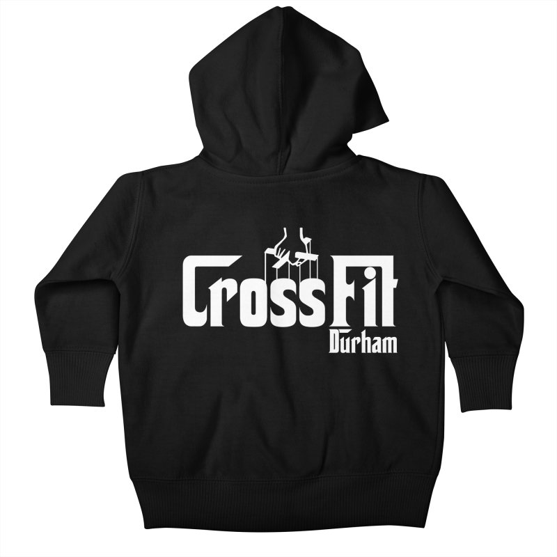 Godfather Kids Baby Zip-Up Hoody by CrossFit Durham