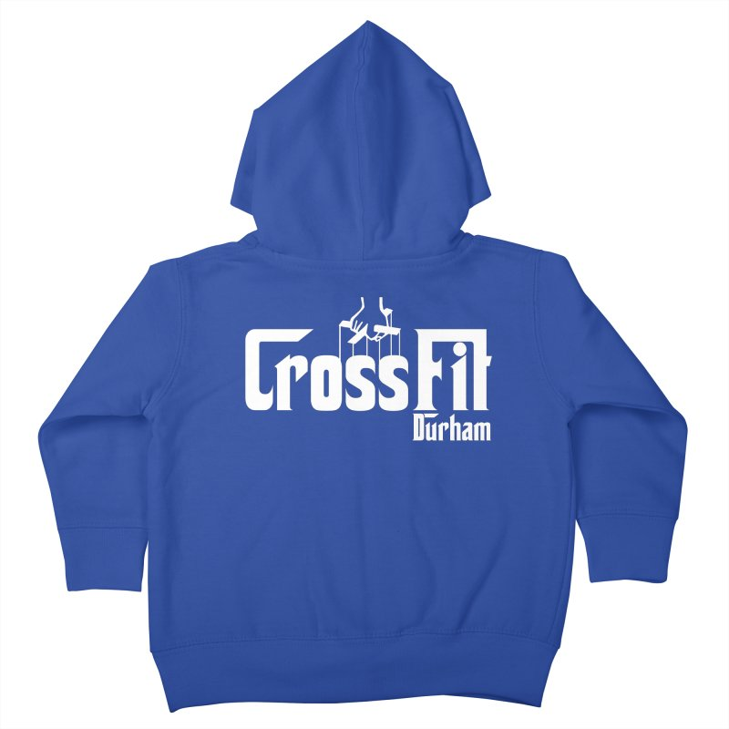 Godfather Kids Toddler Zip-Up Hoody by CrossFit Durham