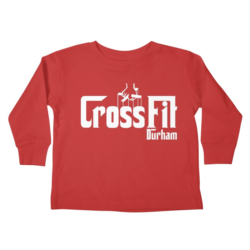 Godfather Kids Toddler Longsleeve T-Shirt by CrossFit Durham