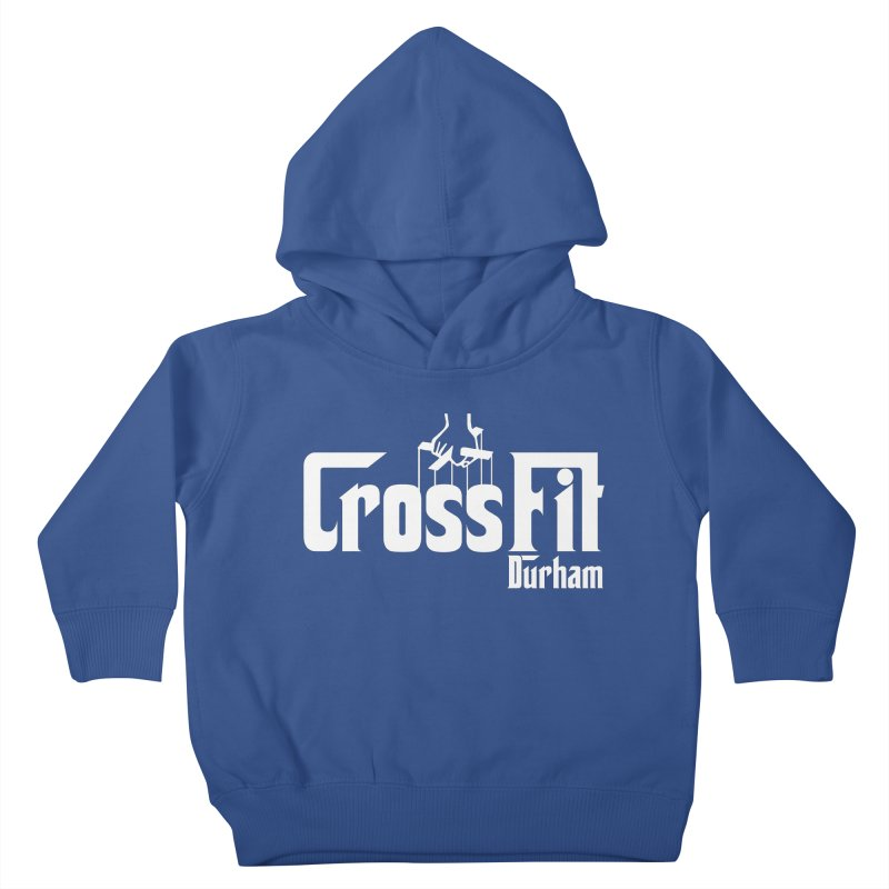Godfather Kids Toddler Pullover Hoody by CrossFit Durham