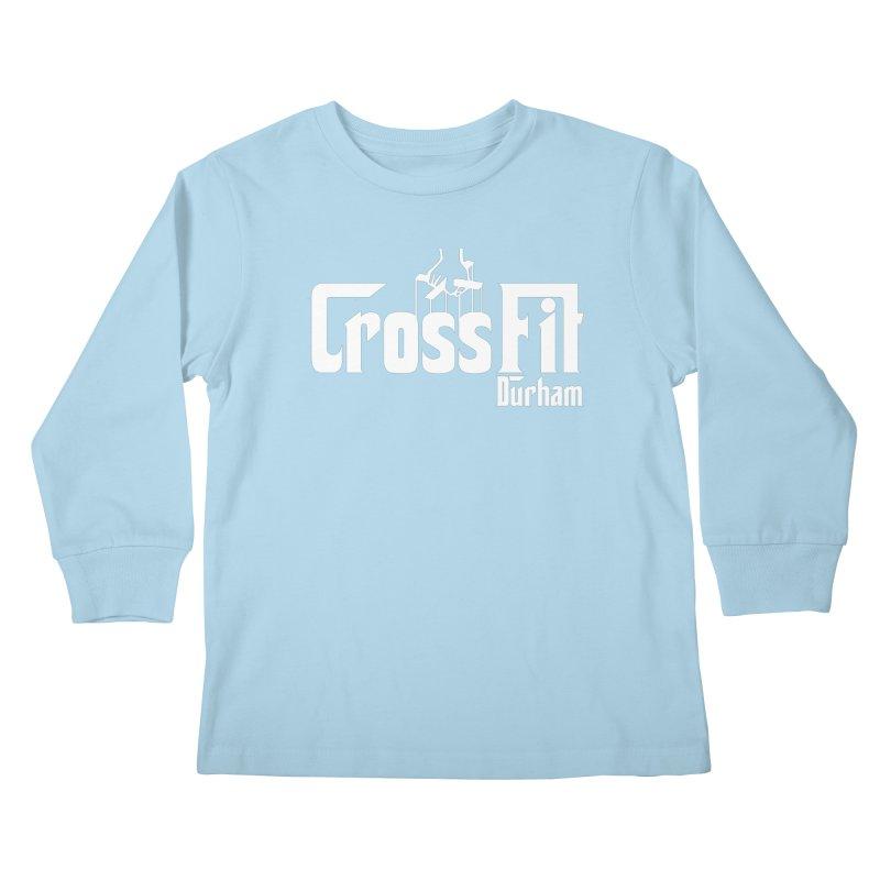 Godfather Kids Longsleeve T-Shirt by CrossFit Durham