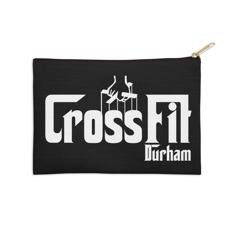 Godfather Accessories Zip Pouch by CrossFit Durham