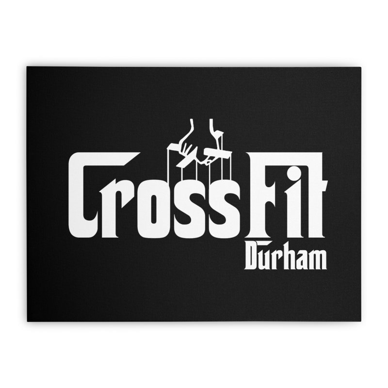 Godfather Home Stretched Canvas by CrossFit Durham