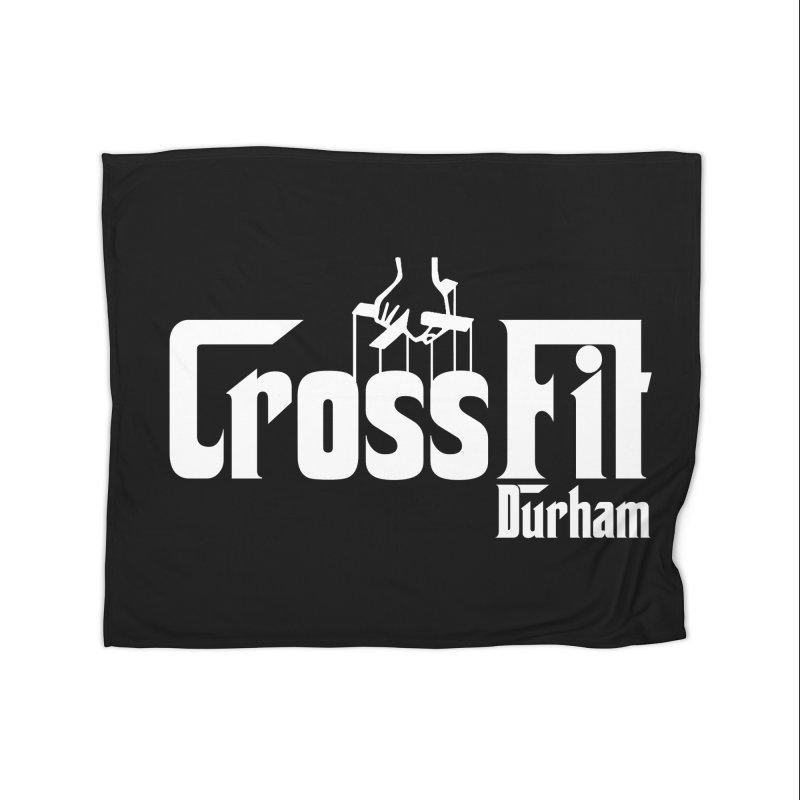 Godfather Home Fleece Blanket Blanket by CrossFit Durham