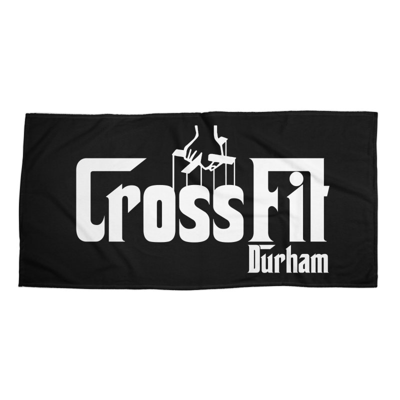 Godfather Accessories Beach Towel by CrossFit Durham