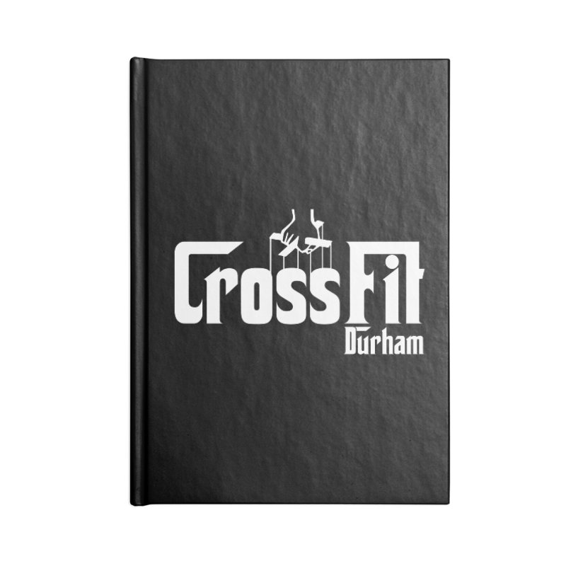 Godfather Accessories Blank Journal Notebook by CrossFit Durham