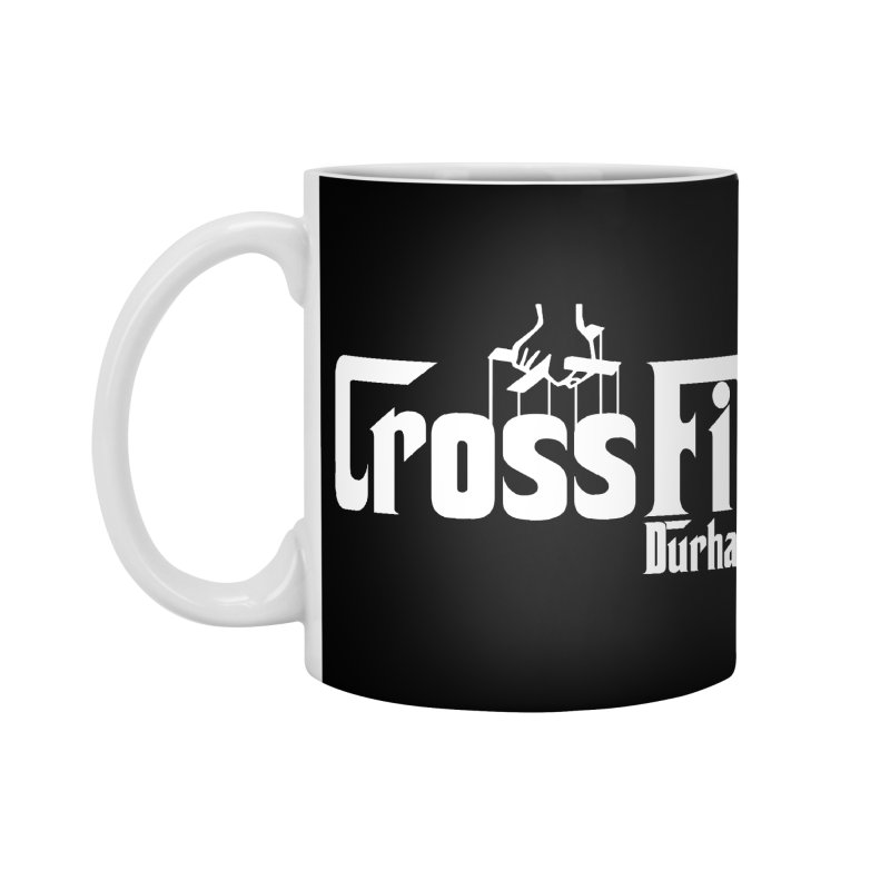Godfather Accessories Standard Mug by CrossFit Durham