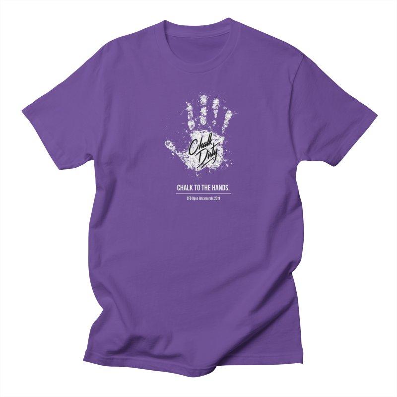 Chalk Dirty (2019 CFD Intrmurals) Women's Regular Unisex T-Shirt by CrossFit Durham