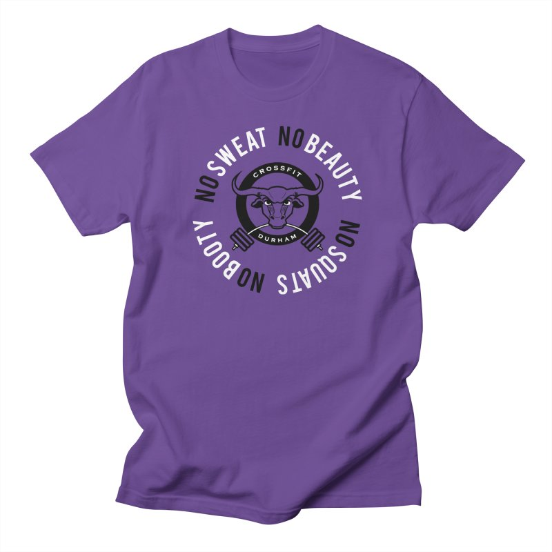 Booty Sweat (CFD Intramurals 2019) Men's Regular T-Shirt by CrossFit Durham