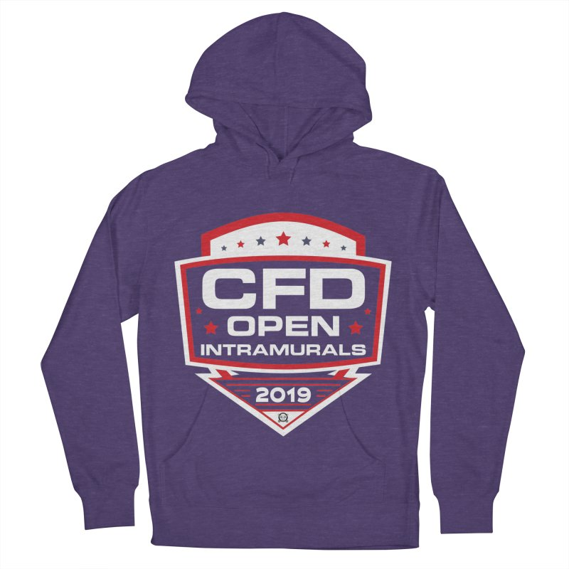 CFD Intramurals 2019 Men's French Terry Pullover Hoody by CrossFit Durham