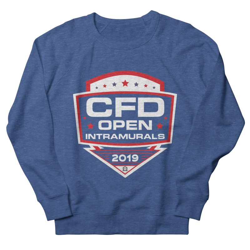 CFD Intramurals 2019 Men's French Terry Sweatshirt by CrossFit Durham