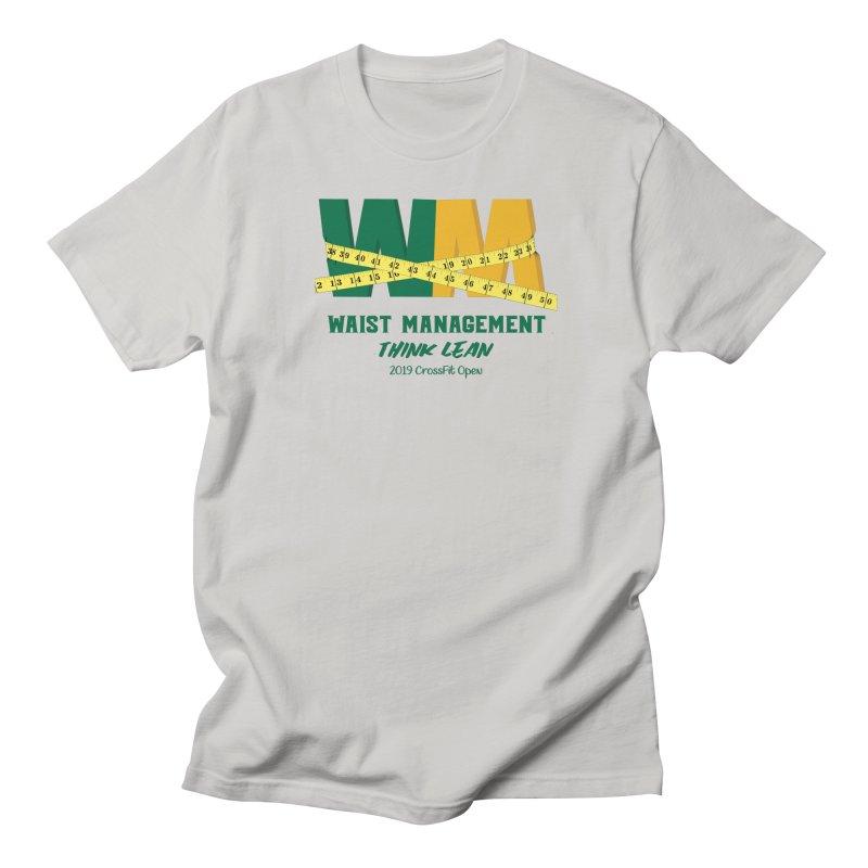 Waist Management (CFD Intramurals 2019) Women's Regular Unisex T-Shirt by CrossFit Durham