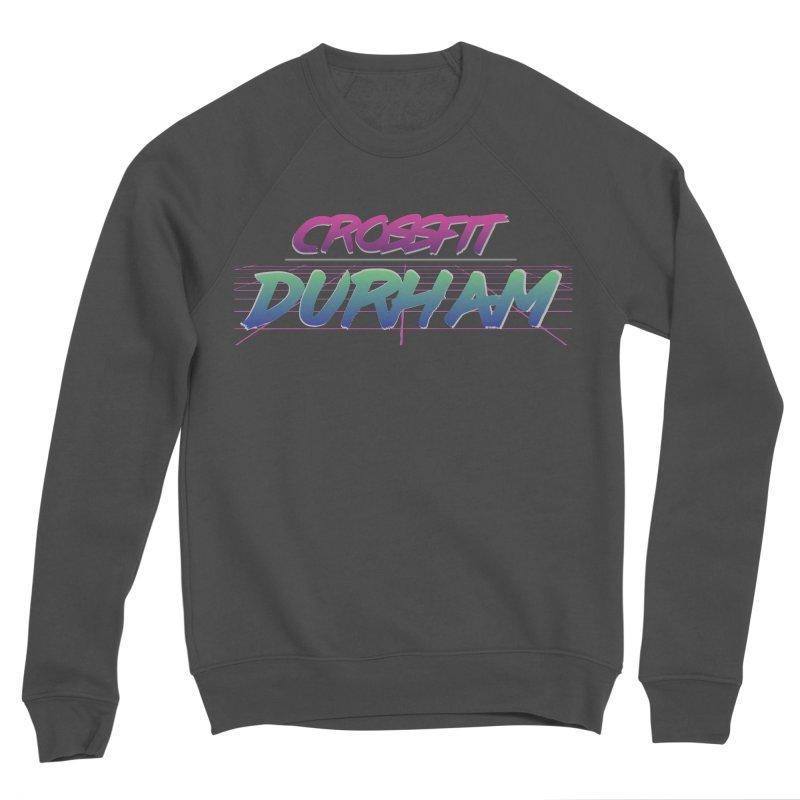 80's Neon Women's Sponge Fleece Sweatshirt by CrossFit Durham