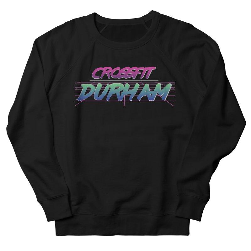 80's Neon Men's French Terry Sweatshirt by CrossFit Durham