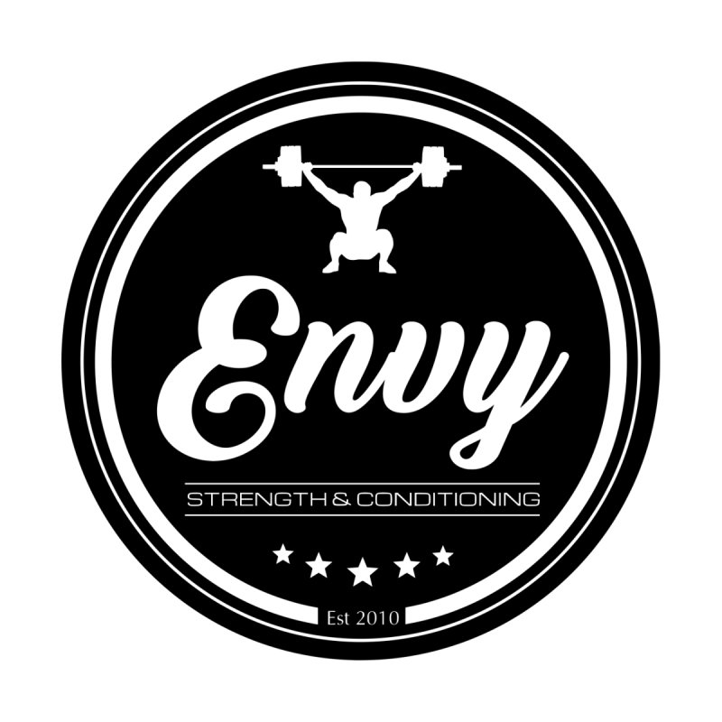 Envy Strength and Conditioning by Crossfit Envy's Artist Shop