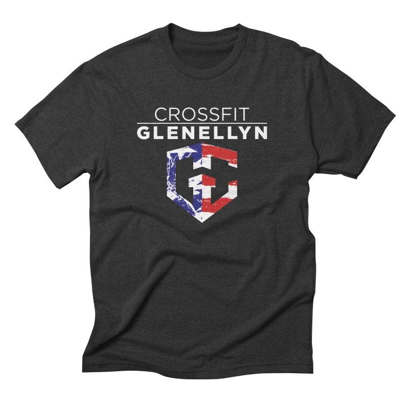 Murph 2017 Men's Triblend T-Shirt by CrossFit Glen Ellyn