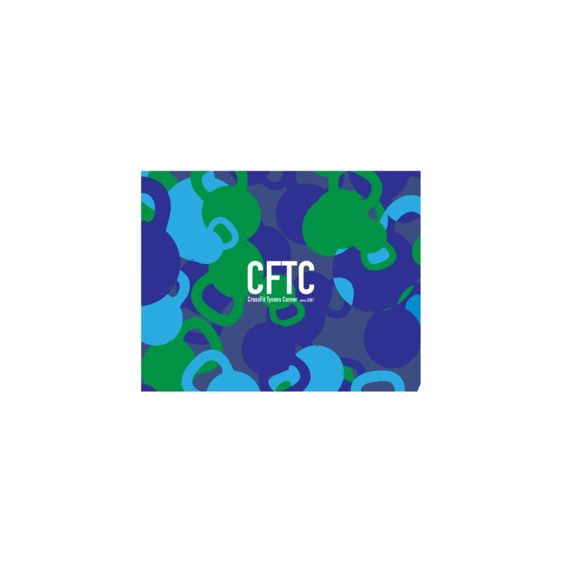 CFTC Duffel by CrossFit Tysons Corner Apparel