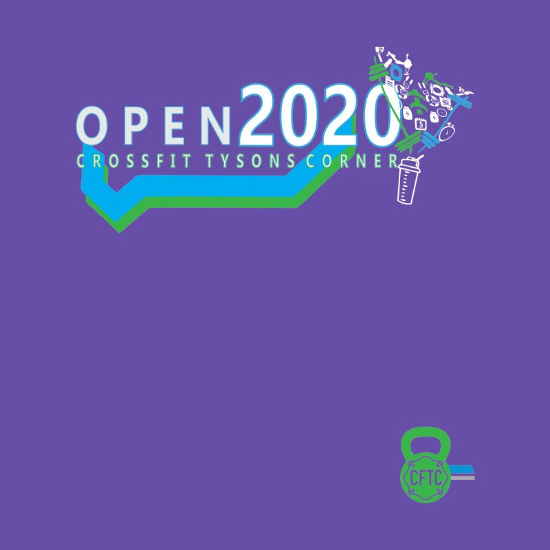 CrossFit Open 2020 by CrossFit Tysons Corner Apparel