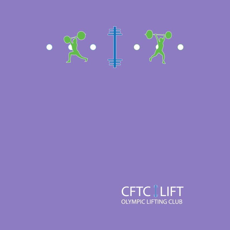 CFTC LIFT T-Shirt by CrossFit Tysons Corner Apparel