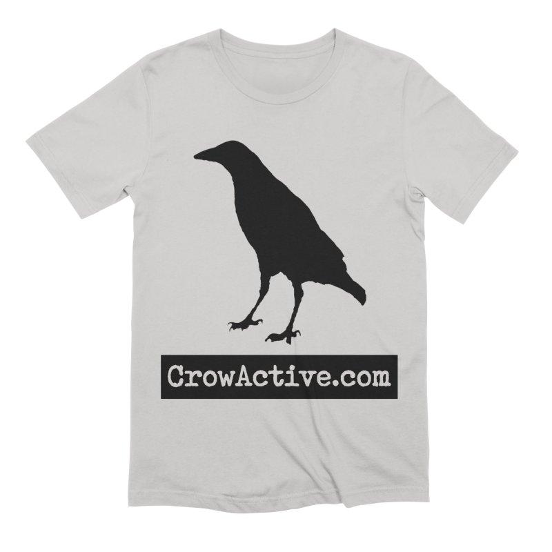 CrowActive Men's T-Shirt by CrowActive